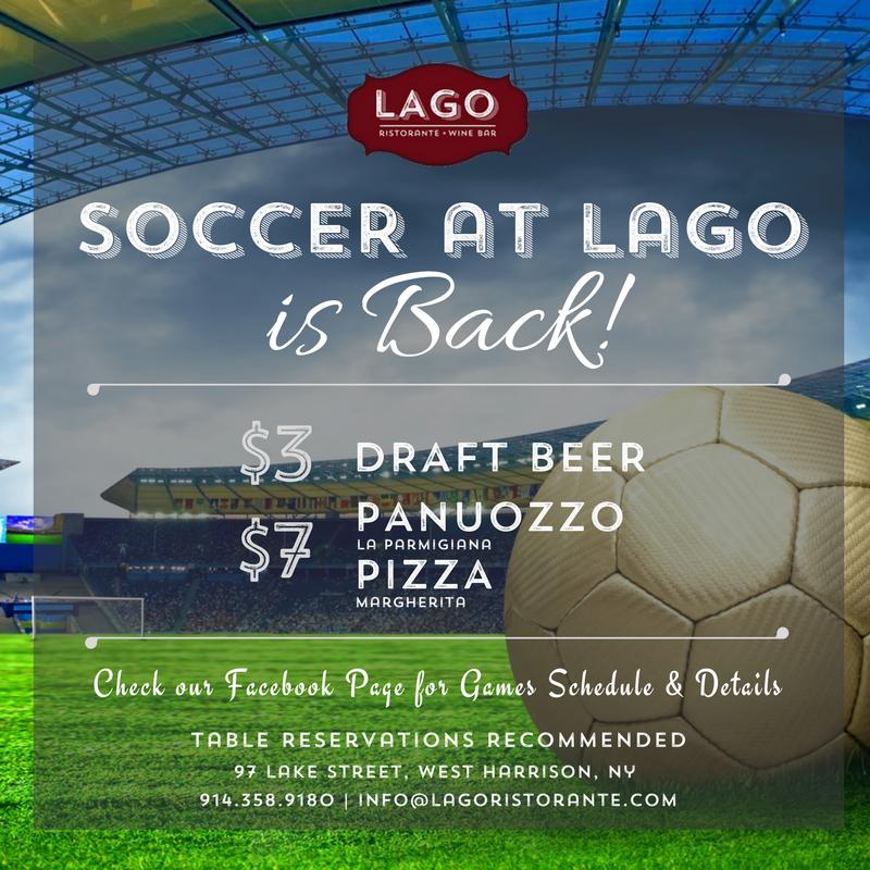 Soccer is Back!