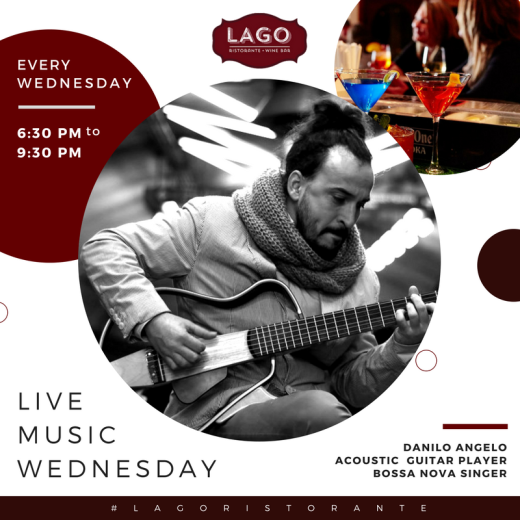 Live Music Wednesday