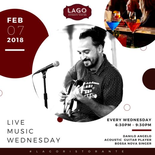 Live Music Wednesday